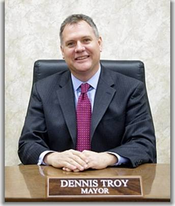 Mayor Troy